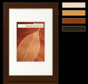 Complete houten wissellijsten in diverse kleuren